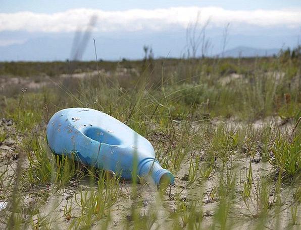 Litter Disorder Flask Rubbish Bosh Bottle Material