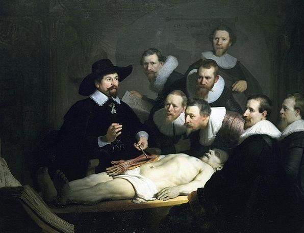 Rembrandt Van Rijn Performers Painter Artist Artis