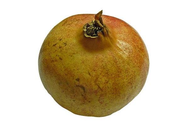 Pomegranate Drink Food Fruit Ovary Punica Granatum