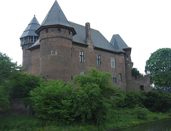 Castle Fortress Buildings Architecture Germany Kre