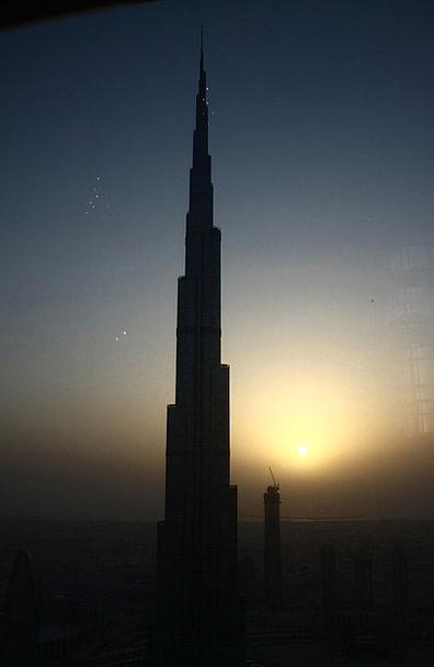 Burj Khalifa Buildings Tower Architecture Building