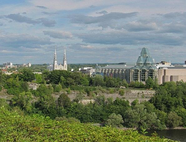 Parliament Hill Buildings Architecture Ottawa Nati