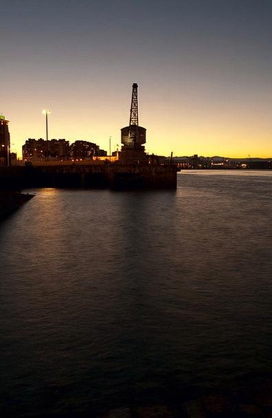 Sunset Sundown Vacation Marine Travel Twilight Glo