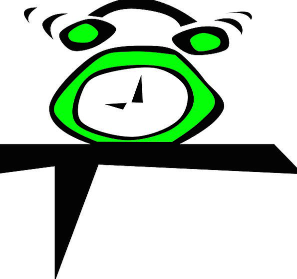 Alarm Fear Timepiece Ringing Clear Clock Antique R