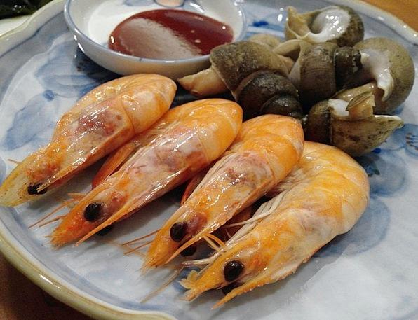Shrimp Drink Food Cooking Culinary Seafood Sora Fo