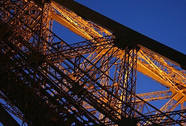 Paris Buildings Architecture Tower Barbican Eiffel