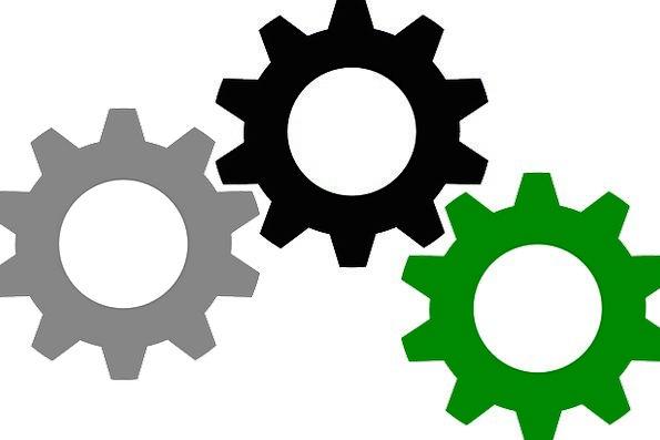 Cogwheels Cogs Craft Mechanisms Industry Racks Sta