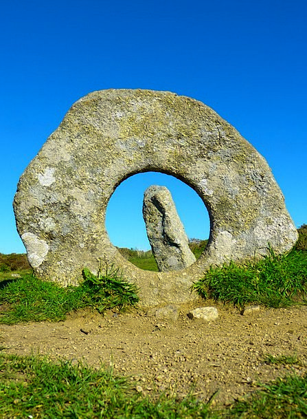 Men-An-Tol Element Cornwall Brick South Gland Devi