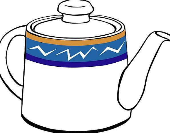 Teapot Container Steeping Soaking Vessel White Tea