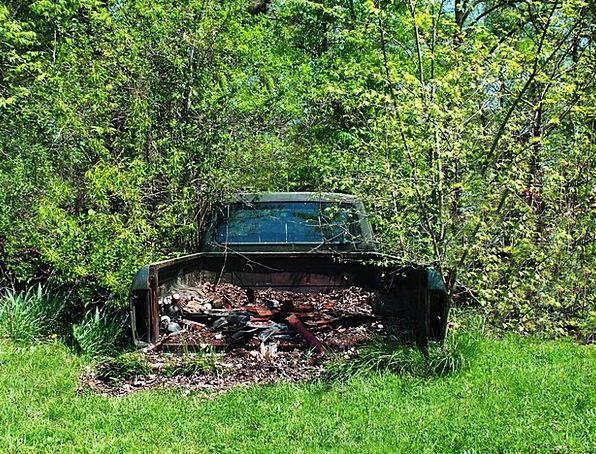 Scrap Argument Traffic Car Transportation Old Anci