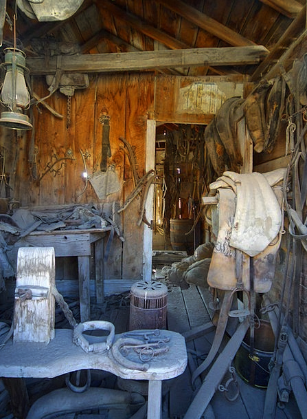 Ghost Town Wild West Bodie Usa Old Leave Ancient