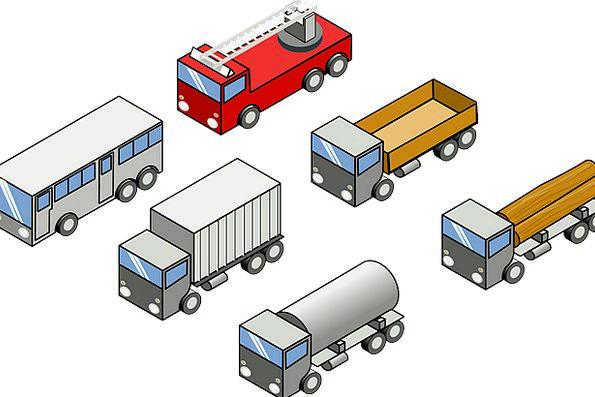 Toy Trucks Trucks Cars Toy Vehicles Bus Car Free V