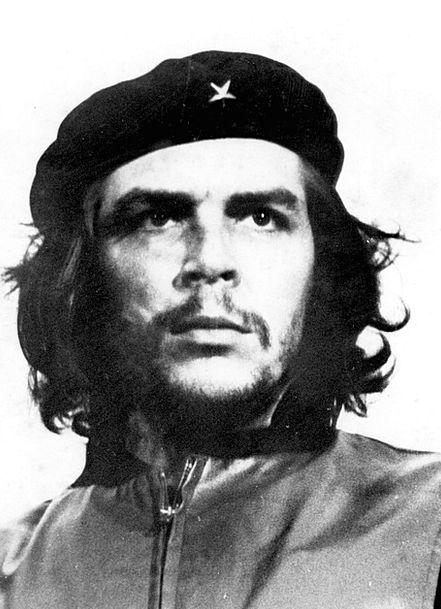 Che Guevara Dissident Portrait Representation Rebe