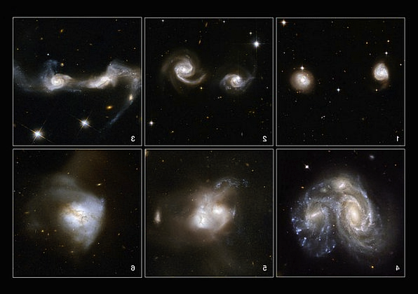Galaxy Types Galaxy Congregation Different Galaxie