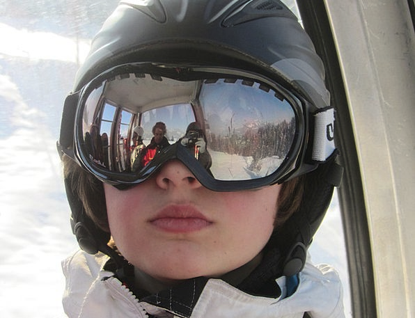 Child Youngster Representation Wintersport Portrai