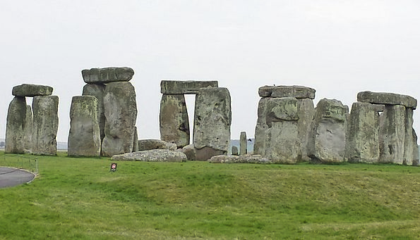 Stonehenge England Stone Circle Megalithic Structu