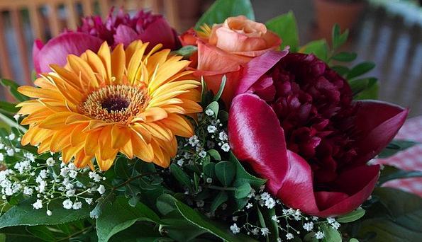 Bouquet Of Flowers Landscapes Plants Nature Bouque