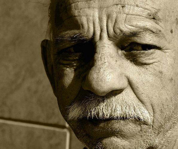 Portrait Representation Public Sadness People Man