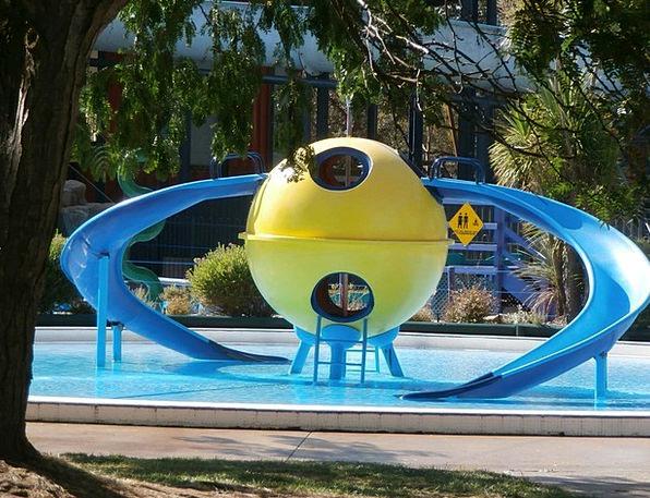 Waterpark Splash Squelch Big Splash Aquapark Amuse