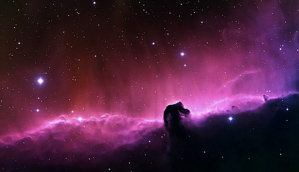 Horsehead Nebula Constellation Group Dark Nebula U