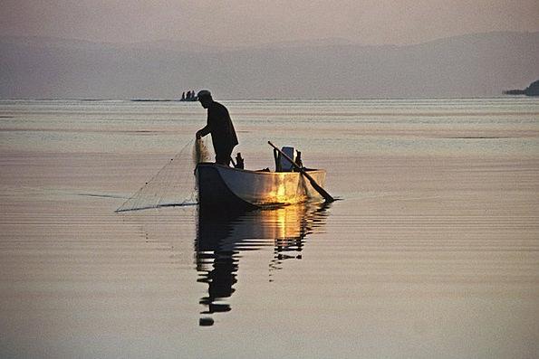 Lake Trasimeno Lago Trasimeno Trasimeno Lake Morge
