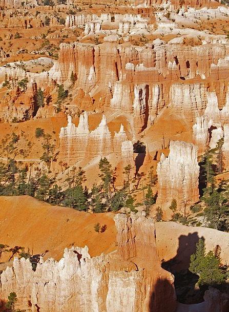 Bryce Canyon Landscapes Nature Usa Utah Sand Stone