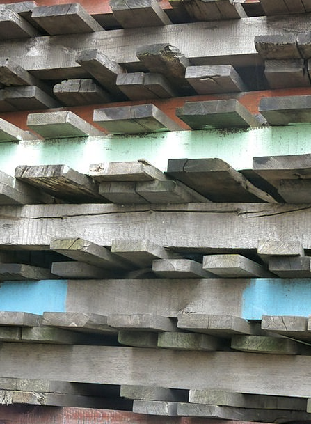 Pallets Color Hue Wooden Pallets Wood Timber Port