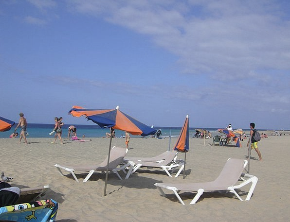 Beach Seashore Vacation Sunshade Travel Sun Lounge