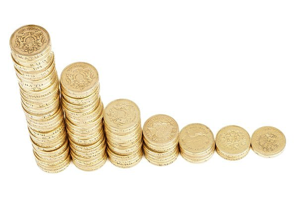 Money Cash Finance Changes Business Stack Heap Coi