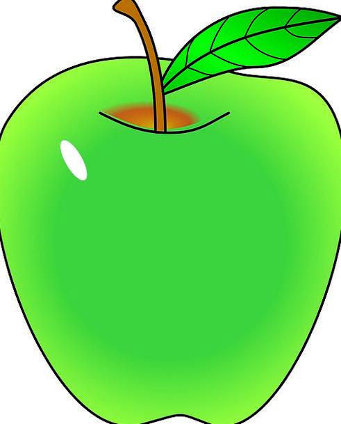 Green Lime Drink Food Fruit Ovary Apple Tree Sapli