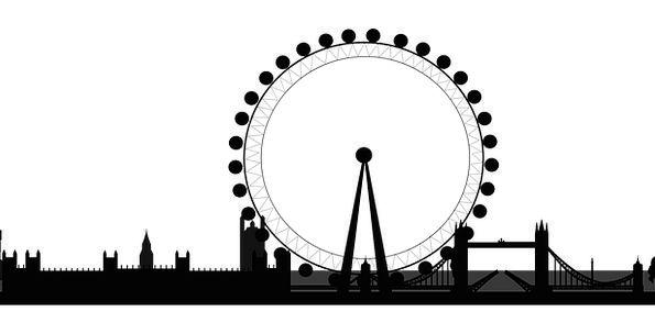 Skyline Horizon Buildings Architecture City London