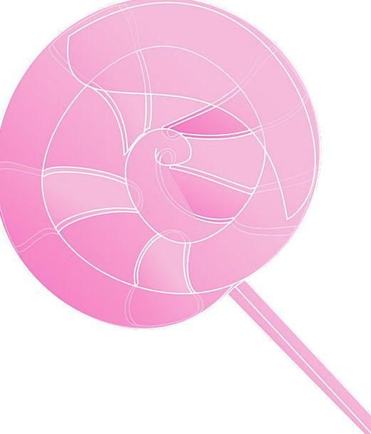 Sucker Pushover Candy Bonbon Lollipop Sugar Darlin