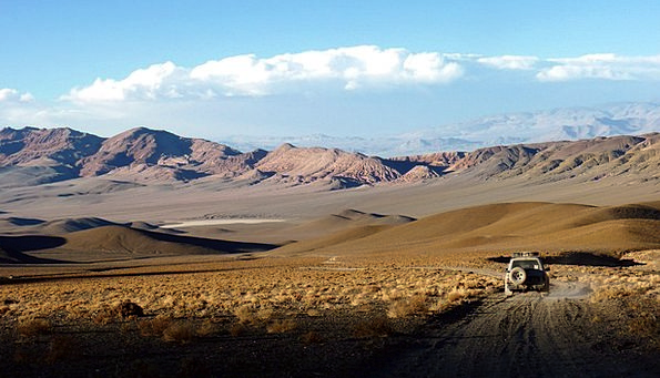 Landscape Scenery Landscapes Car Nature Andes Truc