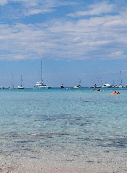 Sailing Boats Vacation Azure Travel Ocean Marine B