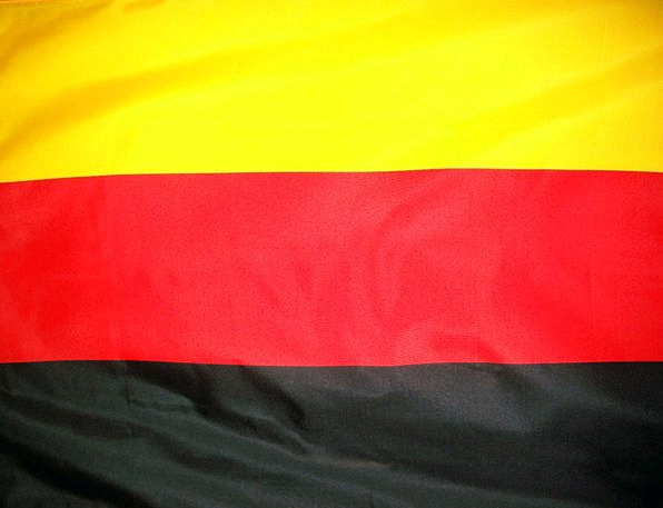 Germany Standard German Flag Patriotism Symbol Sig
