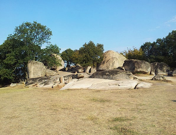 Megalith Dolmen Buildings Important Architecture S