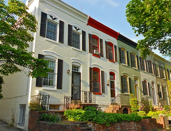 Foggy Bottom Buildings Architecture Houses Househo