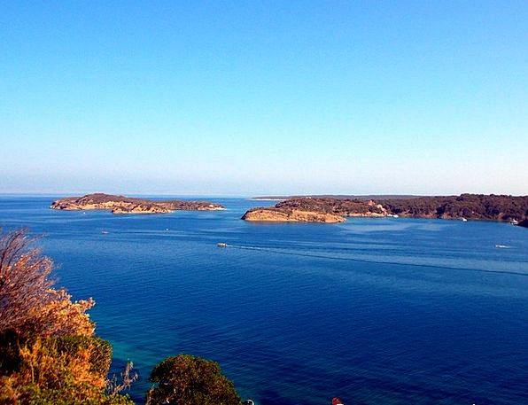 Sea Marine Landscapes Isle Nature Adriatic Sea Isl