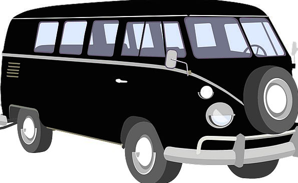 Volkswagen Traffic Car Transportation Van Forefron