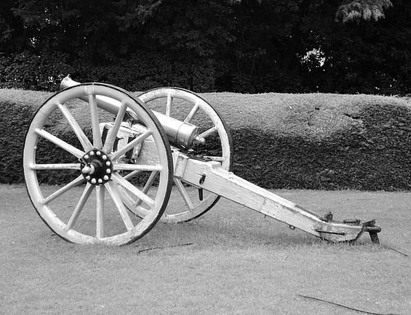 Cannon Gun Monuments Conflict Places Military Arme