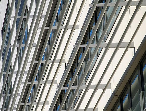 Façades Frontages Metal Metallic Textura