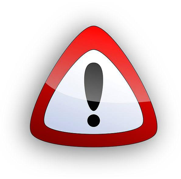 Warning Cautionary Ciphers Risk Signs Alert Danger Hazard