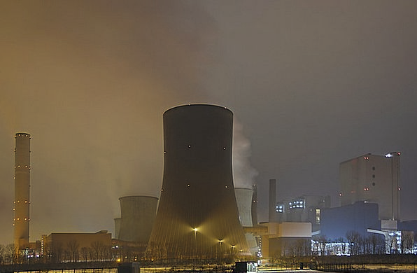 Nuclear Reactors Craft Industry Cooling Tower Nucl