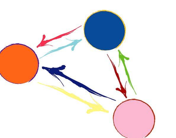 Social Communal Schmoozing Network Net Networking