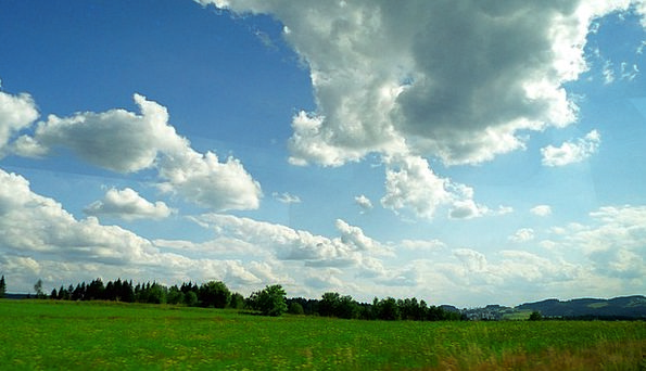 Landscape Scenery Landscapes Vapors Nature Sky Blu