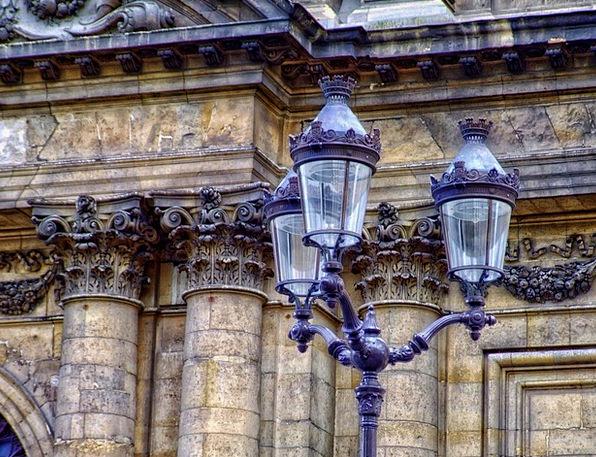 Paris Buildings Architecture City France Building