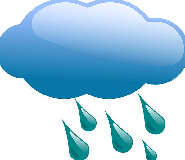 Cloud Mist Climate Rain Volley Weather Free Vector