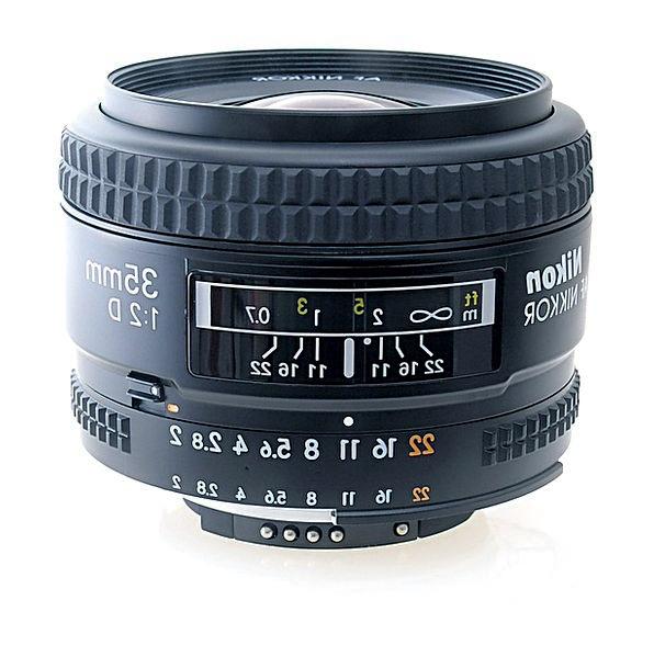 Lens Af Nikkor Nikon Focus Magnification Exaggerat