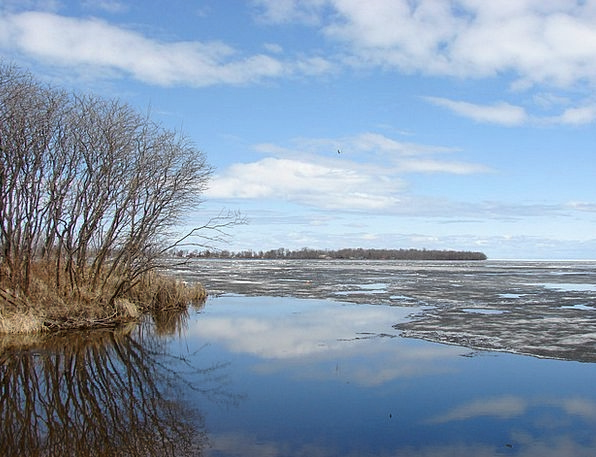 Lake Freshwater Mille Minnesota Lacs