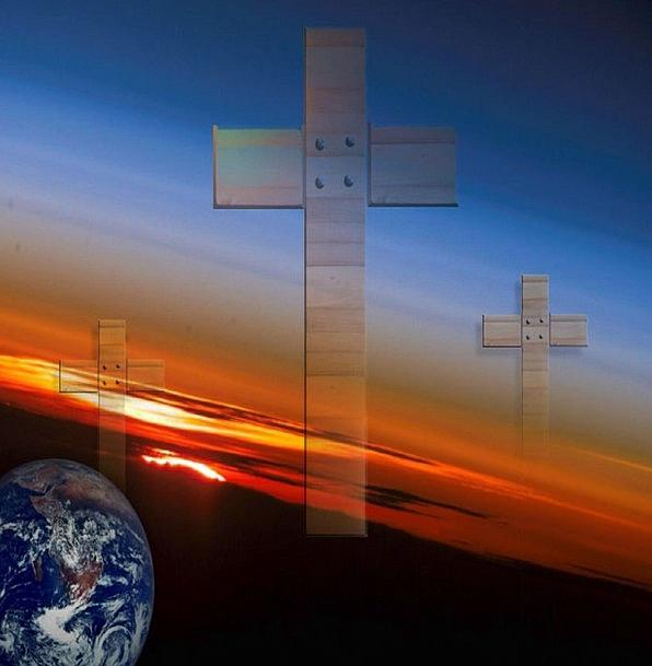 Cross Irritated Redemption World Biosphere Salvati
